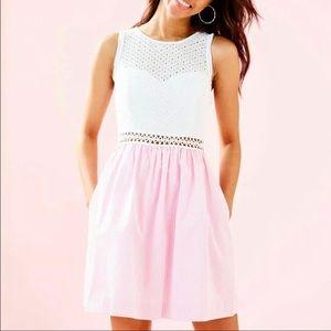 NWT Lilly Pulitzer Alivia dress with pockets